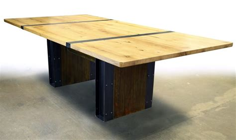 dining tables chicago brandner design the chicago dining table