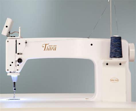 Baby Lock Tiara Quilting Machine by 2012 Baby Lock Gift Guide