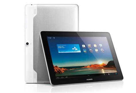 Tablet Huawei huawei launches mediapad 10 link tablet for rs 24 990
