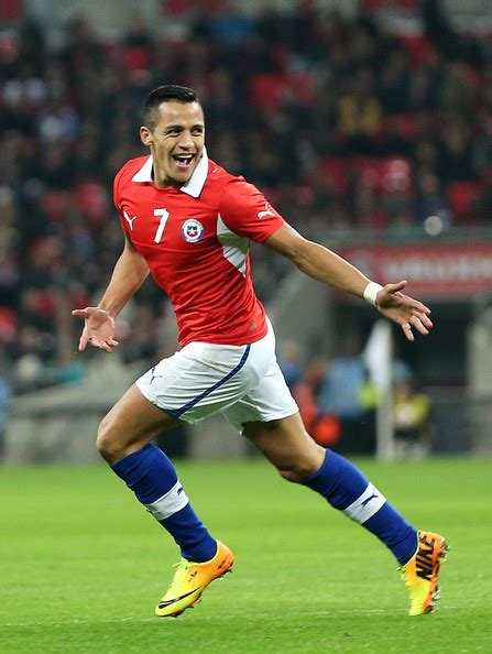 alexis sanchez goal for chile alexis sanchez pictures england v chile zimbio