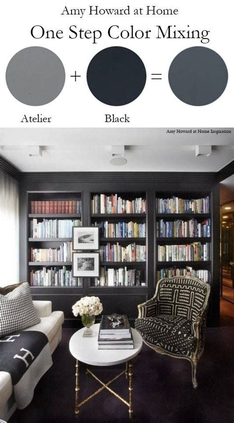 howard one step paint colors 25 best ideas about black bookcase on