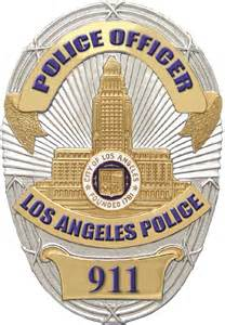 gallery for gt lapd badge