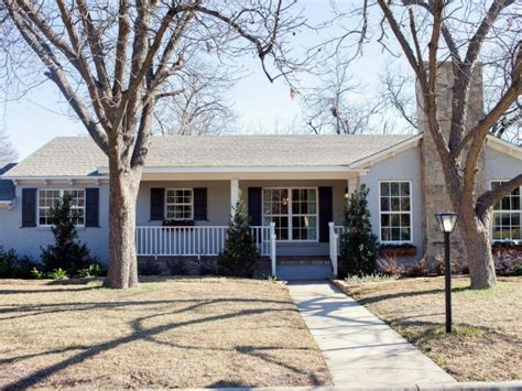 waco home show fixer upper fresh and fun ranch update in the heart of