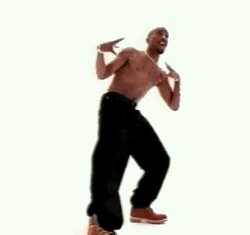 what rhymes with boats and hoes tupac shakur dancing gif find share on giphy