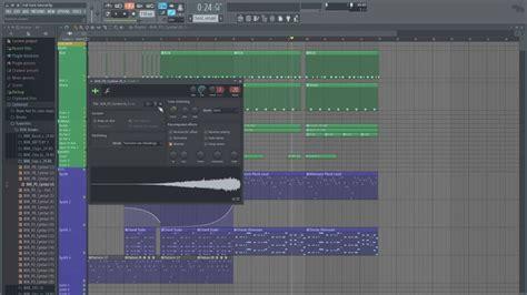fl studio intro tutorial fl studio 12 tutorial glitch hop for beginners the