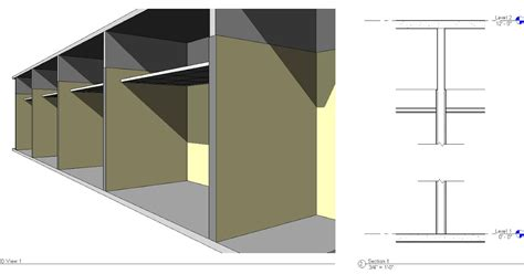 Interior Partition Types by Revit Oped Stacked Wall Interior Partitions