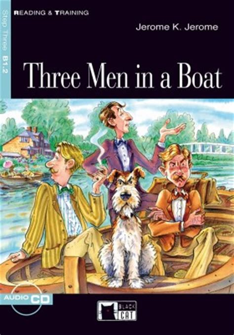 three in a boat books graded readers reading step 3 three in
