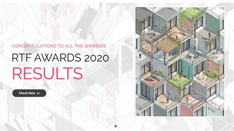 rtf architecture awards  winners rethinking