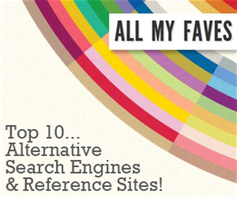 best search engine websites top 10 alternative search engines best of 2012 171 the