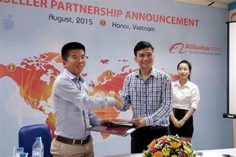alibaba vietnam alibaba authorises vietnam reseller vietnam breaking news