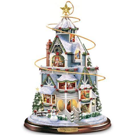 thomas kinkade harbor christmas tree kinkade trees comfy