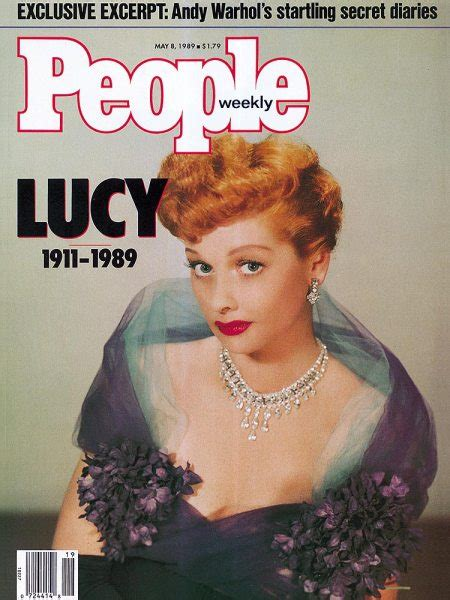 lucille ball death all the world loved lucille ball people com