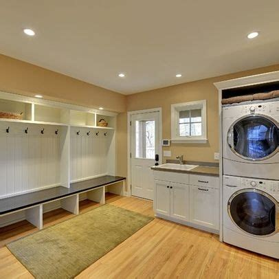 laundry mud room designs cool mud room laundry room combo homes pinterest