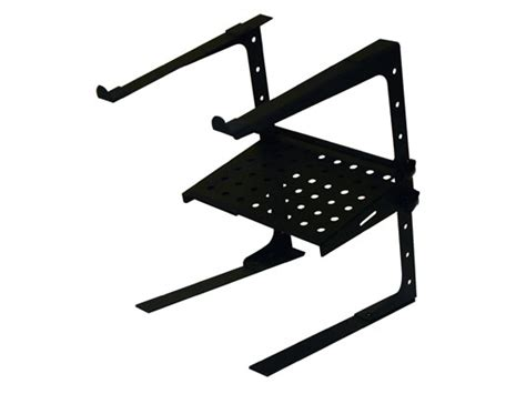 L Stand by Odyssey Dj Accessory Black Laptop Dj Stand With