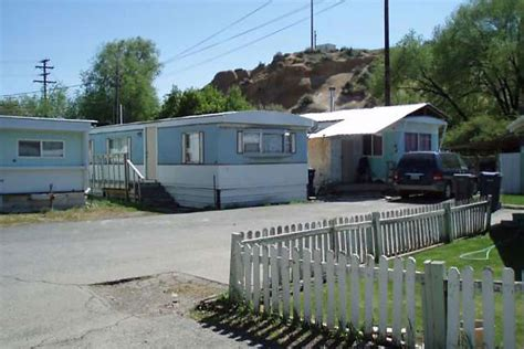 mobile home park images