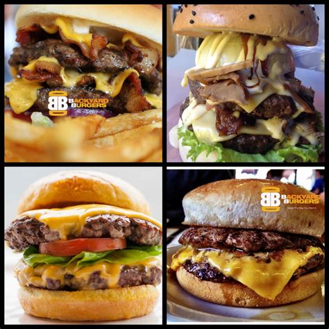 Backyard Burger Bar Backyard Burgers Visits Cagayan De Oro For The