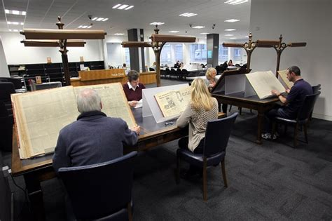 library manuscripts reading room millions more deposit items now available at boston spa living knowledge