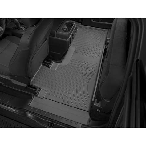Laser Measured Floor Mats by Weathertech 2017 Ford Raptor Laser Measured Floor Mat