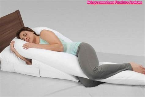 bed and travel pillows for neck