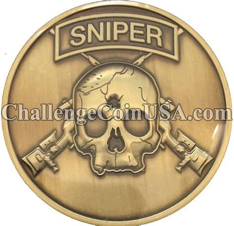 department challenge coins challengecoinusa largo dept sniper challenge coin