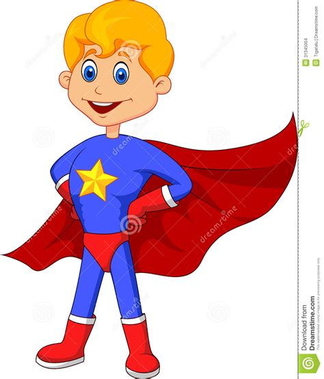 Single Bookcase Cartoon Superheroes Clipart 2152918