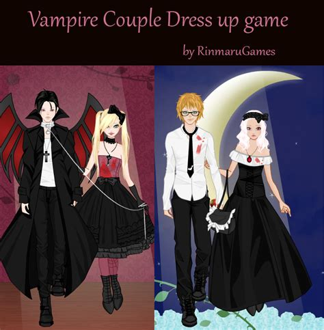 vire couple dress up game by rinmaru on deviantart
