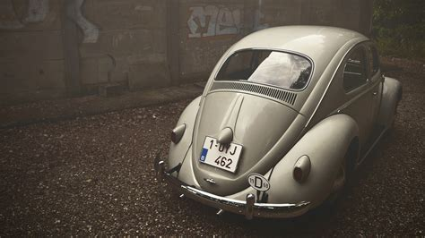Volkswagen Beetle Vintage Hd Cars 4k Wallpapers Images