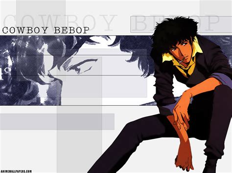 cowboy bebop my a fighter like spike from cowboy bebop spark by of