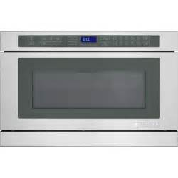 Stainless Steel Dish Cabinet Under Counter Microwave Oven With Drawer Design 24