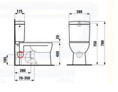 Afmetingen Staand Toilet by Hoogteverschil Afvoerbuis Muur En Afvoer Wc Pot Pagina 3