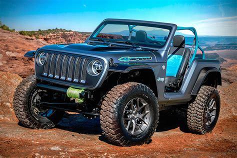 moab easter jeep safari concepts 2018 jeep moab easter safari concepts hiconsumption