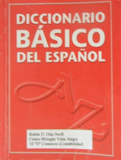 traduccion de layout en espanol diccionario b 225 sico de espa 241 ol u s 6 00 en mercadolibre
