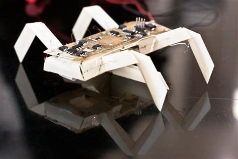 Origami Robot - origami inspired robots to 187 ccc