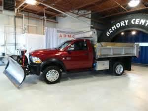 Dodge 5500 Dump Truck For Sale Buy Used 2012 Dodge Ram 5500 4x4 St Reg Cab Dump Plow