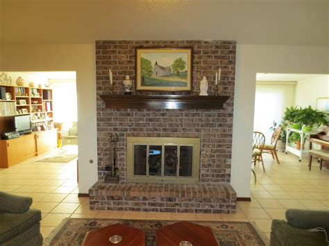 Gw Home Decorating Forum by Fireplace Update Suggestions Granite Floor Paneling