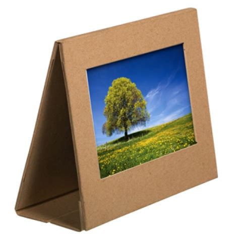 Paper Frames - recycled paper photo frame