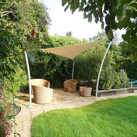 sun sail patio covers 25 best ideas about triangle sun shade on