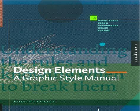 design elements timothy samara design elements by mei yin issuu