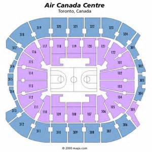 air canada center seat map air canada centre basketball seating chart air canada