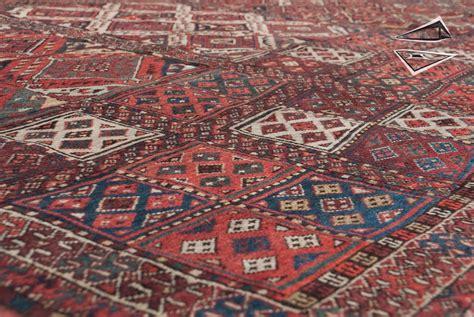 turkmen rug antique turkmen rug 11 x 30