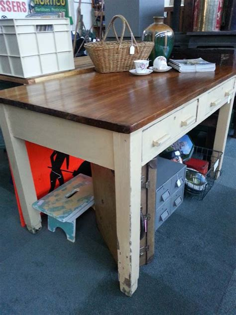 country kitchen table geelong vintage