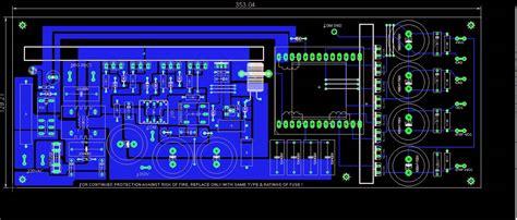 induction heater ir2153 half bridge self osc smps using etd59