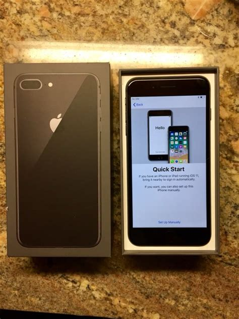 Ready Iphone 8 Plus 64gb Grey Garansi Resmi Apple Internasional iphone 8 plus space gray 64gb in box cell phones in beaverton or