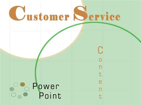 customer service manual template customer service powerpoint