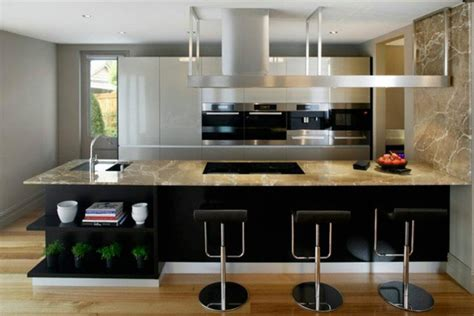 Rugs In Kitchens Modern Chic Modern Kitchen Sydney By Simon Scott