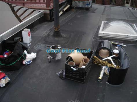 Diy Roof Repair Diy Rubber Roof Epdm Repair Learning To Fix Your Flat