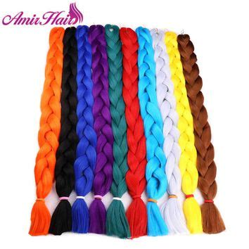 what to do with one pack of kanekalon hair shop crochet braiding hair on wanelo