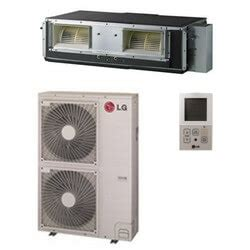 ductless mini split concealed lh247hv lg lh247hv 24 000 btu 17 seer mini split