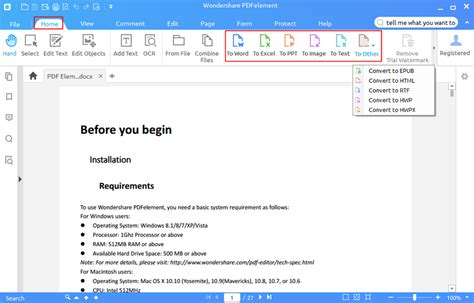 convert pdf to word pdf xchange editor how to edit pdf with pdf xchange editor