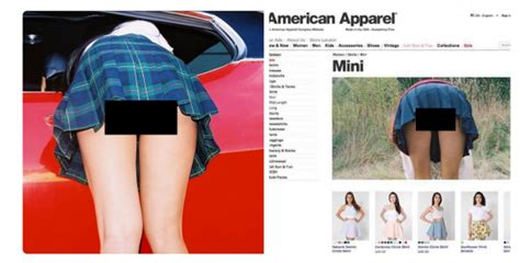 Models Banning Controversy Shocks Fashion World 2 by American Apparel Gets Another Ad Banned By Advertising